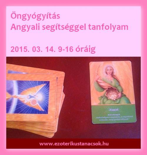 Öngyógyítás angyali segítséggel